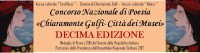 Concorso Nazionale di Poesia Chiaramotne Gulfi - Città dei Musei