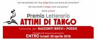 Premio Letterario Attimi di tango